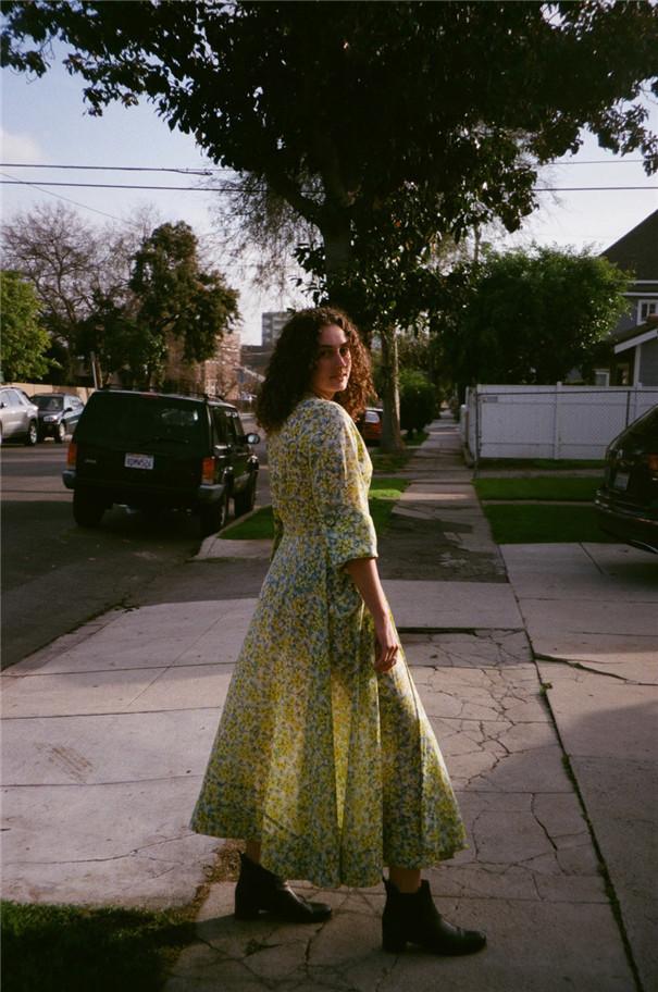 记忆中的洛杉矶仲夏 浪漫柔美的轻盈身姿
