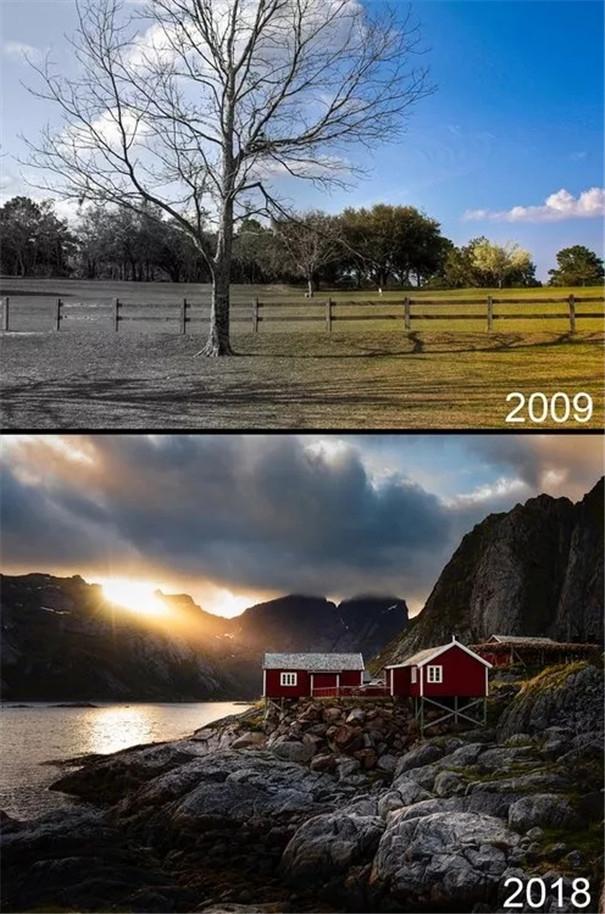 10年时间作为摄影师可以进步到什么程度?