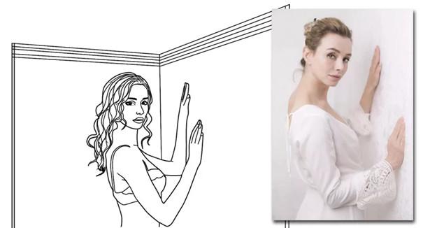 人像拍摄前奏 给模特的8个热身姿势和室内拍照