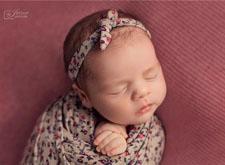 最新影楼资讯新闻-一组俄罗斯摄影师Ирина Вапняр的新生儿摄影作品