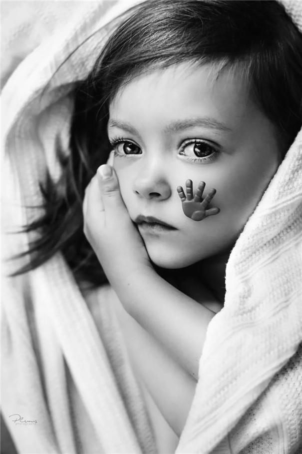 儿童摄影:一些有趣的创意拍摄想法