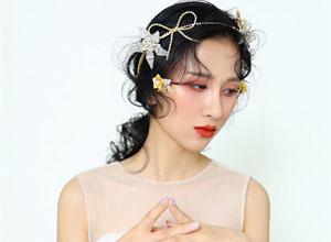 最新影楼资讯新闻-优雅浪漫的日系新娘造型,给你不一样的体验