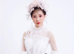 最新影楼资讯新闻-轻纱浪漫仙女风新娘造型欣赏
