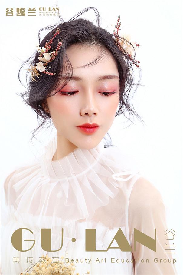 柔美浪漫的仙女风,清新而又灵动
