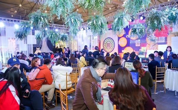 婚礼纪潮婚节:观展人次12万,总成交额超5亿元