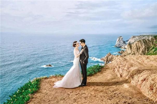 时装周女摄影师碰撞婚纱摄影,为你定制唯美大片