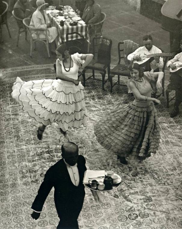 马丁 · 芒卡西:动感摄影大师,布列松的启蒙老师
