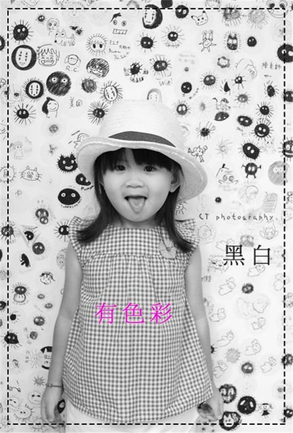 构图也是一种快乐——85mm镜头下的小女孩
