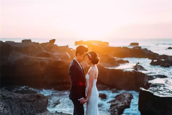 巴厘岛的浪漫记录