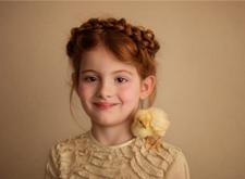 最新影楼资讯新闻-儿童人像摄影欣赏:简单与纯美