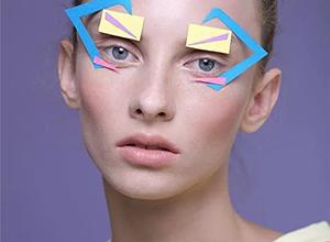 最新影楼资讯新闻-Dana·Kfir造型作品 大胆鲜艳的色彩碰撞
