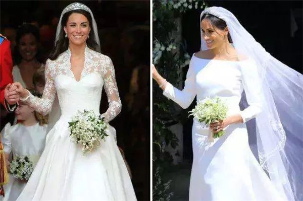 不同种类头纱的满分***感仪式造型