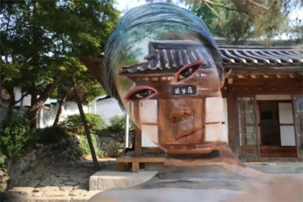隐身幻术化妆师Dain的视觉盛宴
