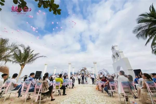 """海南婚庆旅游年产值110亿元!能否造就下一个""""分界洲岛"""""""