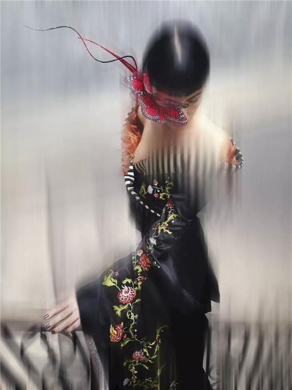 創意攝影師Nick Knight:渴望是我靈感的最大源泉