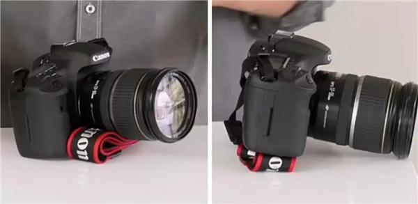 你自以为会用,其实却用错了的器材:相机背带