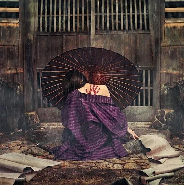 新日本美学,融合现代与过去的人像摄影创作