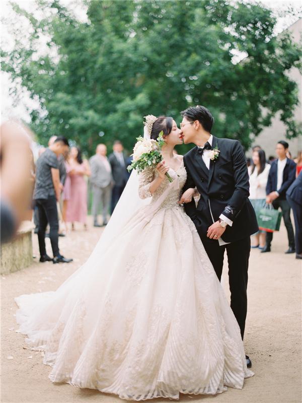 膠片正在婚禮攝影中復興?