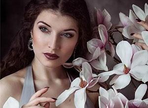 最新影楼资讯新闻-写真:妖冶之花,魅惑之灵