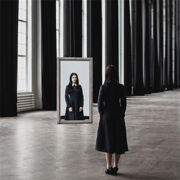 關于孤獨的寫意抒情 關乎內心的肖像攝影