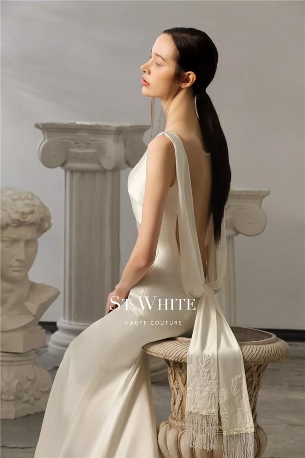 2019秋·上海國際婚紗禮服周發布會