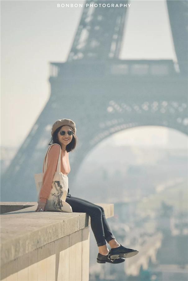 """对游客照说不!如何""""不游客""""地拍摄巴黎的""""日常"""""""