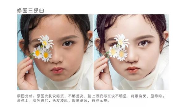 后期解析:儿童人像的后期技巧