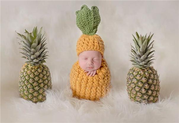 對話Jenny Havens和她的新生兒攝影作品