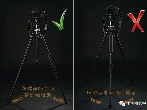 摄影师,你的三脚架用对了吗?