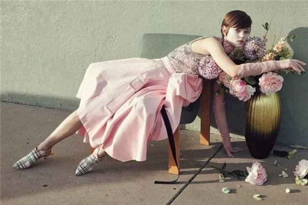 時尚甄選:淡彩的視覺愉悅