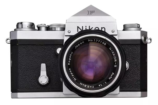 摄影术180周年:尼康F,将单反系统带向辉煌