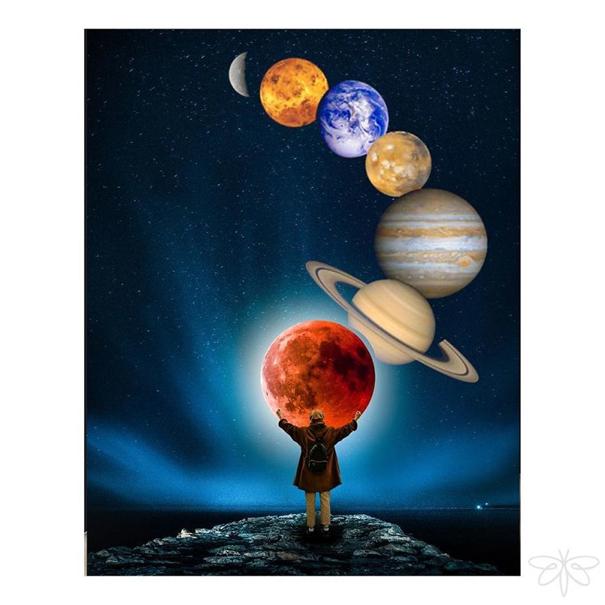 创意改变世界 深度后期打造奇异科幻画面