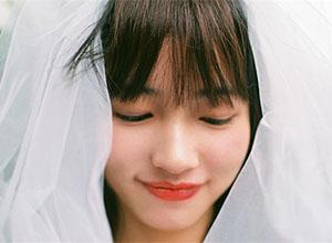 最新影樓資訊新聞-可愛的19歲,誰說頭紗只能配婚紗?