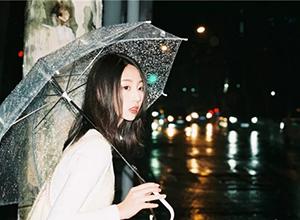 雨天攝影:梅雨季里的絕美人像