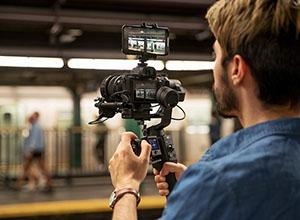 最新影樓資訊新聞-大疆發布用于無反相機的如影SC單手持穩定器