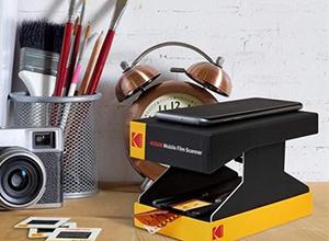 最新影樓資訊新聞-廉價膠片掃描方案 柯達推出紙質掃描儀