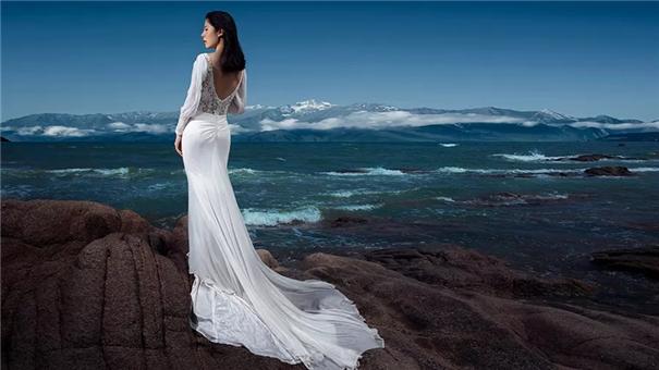 全画幅专微EOS R:驾驭海景婚纱拍摄的应变与选择