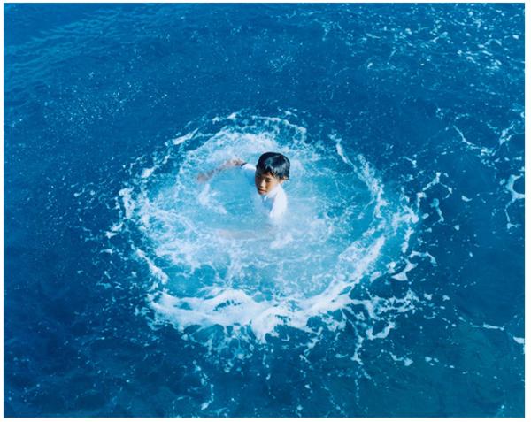 長野陽一《sima-jima》:閃耀的夏日海島