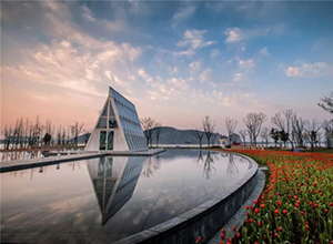 最新影楼资讯新闻-丝绸小镇婚庆产业园,预计2020下半年投入运营