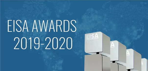 EISA奖公布2019-2020年度***摄影类产品