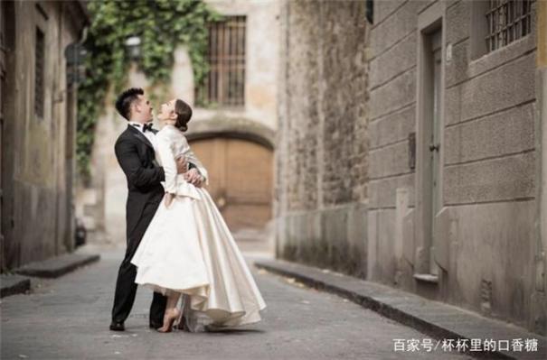 那些操刀明星婚纱照的香港摄影师