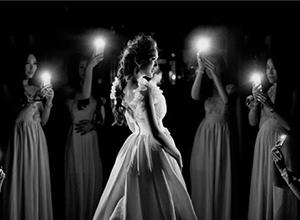 最新影楼资讯新闻-国内*懂婚礼灯光的婚礼摄影师
