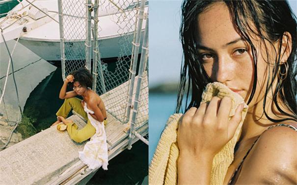 Samantha Feyen:慵懶的夏天