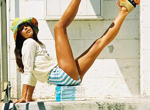 Samantha Feyen:慵懒的夏天