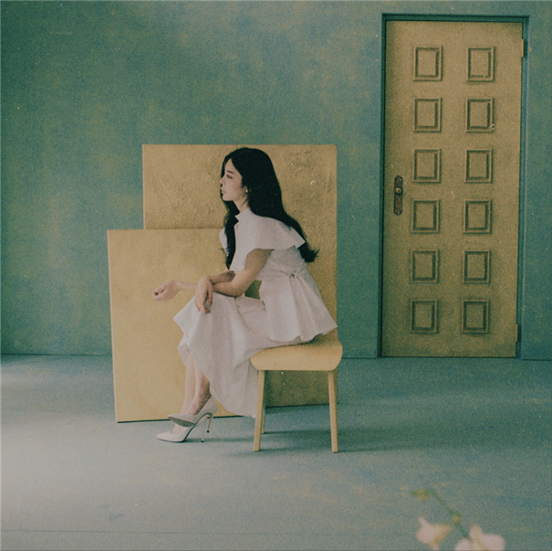 Rala Choi:彩色情绪肖像