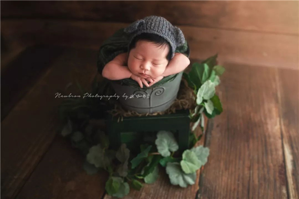 咖啡豆丽姐:新生儿摄影师与工作室经营之路