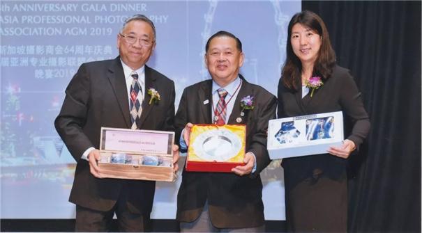 亚洲专业摄影联盟第七届主席国会议在新加坡召开