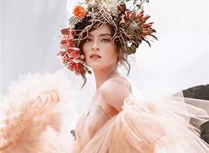 最新影楼资讯新闻-典雅、明快而简约的时尚婚纱照