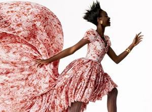 最新影楼资讯新闻-时尚甄选 : 欢快、动感和内心的喜悦