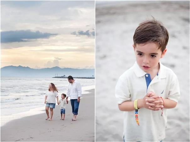 如何拍摄五岁以下的儿童